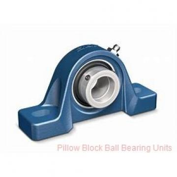 AMI MUCPPL206RFW Pillow Block Ball Bearing Units