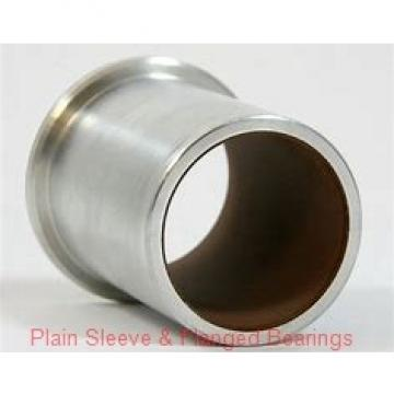 Oilite AA710-27 Plain Sleeve & Flanged Bearings