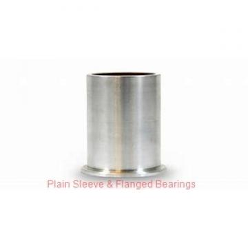 Symmco SS-816-20 Plain Sleeve & Flanged Bearings