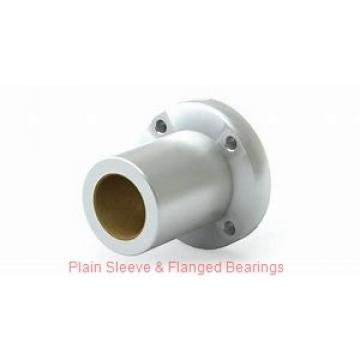 Oilite FFM1824-22 Plain Sleeve & Flanged Bearings