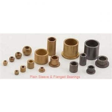 Oilite FF1618-01 Plain Sleeve & Flanged Bearings