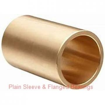 Symmco SS-112128-48 Plain Sleeve & Flanged Bearings