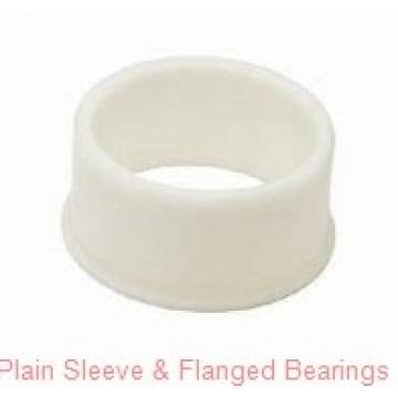 Oilite AA839-06 Plain Sleeve & Flanged Bearings