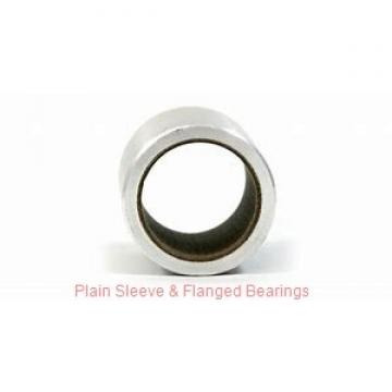 Oilite FF312-02B Plain Sleeve & Flanged Bearings