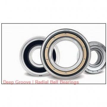 PEER 6203-NR Radial & Deep Groove Ball Bearings