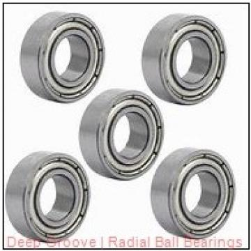 PEER 6211-NR Radial & Deep Groove Ball Bearings