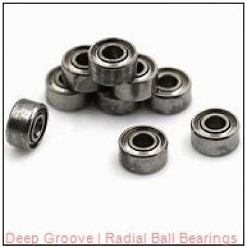 0.5000 in x 1.6560 in x 0.6700 in  1st Source Products 1SP-B1022-1 Radial & Deep Groove Ball Bearings