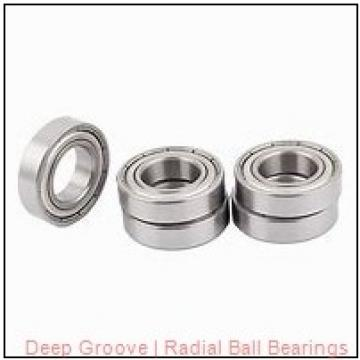 PEER 6319 Radial & Deep Groove Ball Bearings