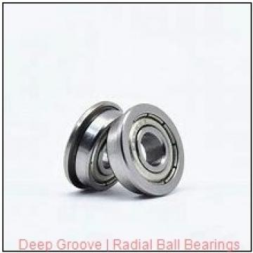 PEER 1640-2RS-NR Radial & Deep Groove Ball Bearings