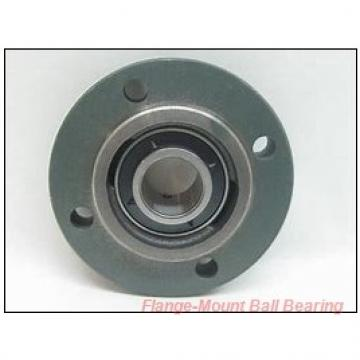AMI UCFC205-16C4HR5 Flange-Mount Ball Bearing Units