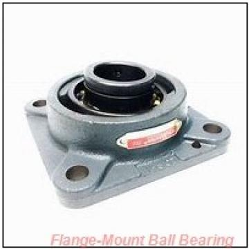 AMI UCFCX15-48 Flange-Mount Ball Bearing Units