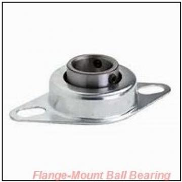 AMI UKFX11+HE2311 Flange-Mount Ball Bearing Units